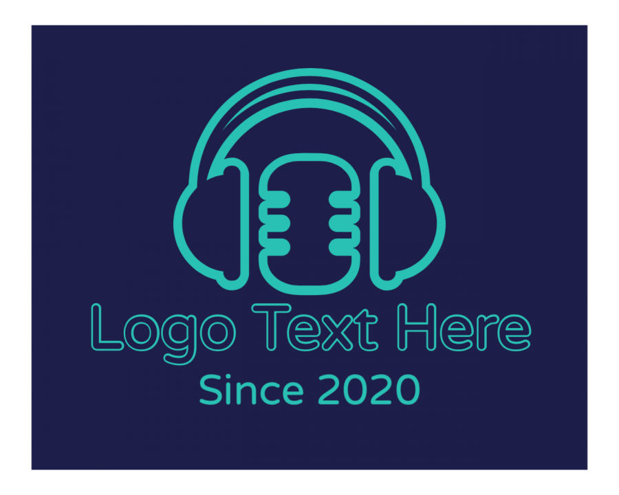 Sound Free logo creator with Media and Music elements