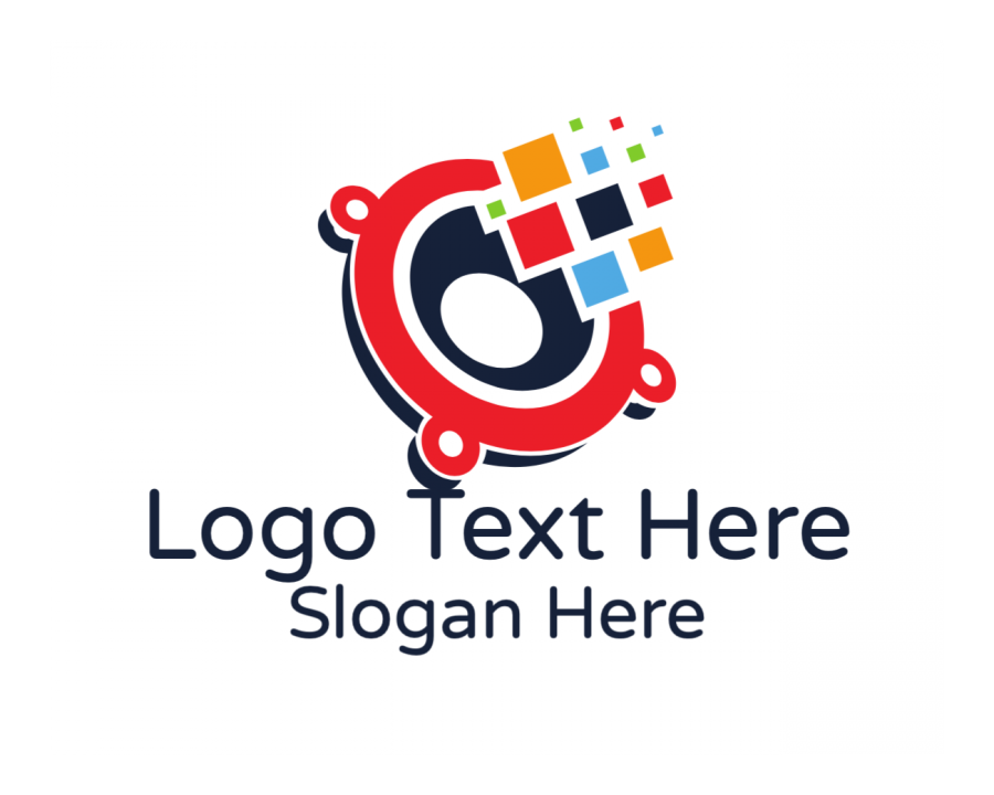Audio Logo Maker with Media and Modern elements