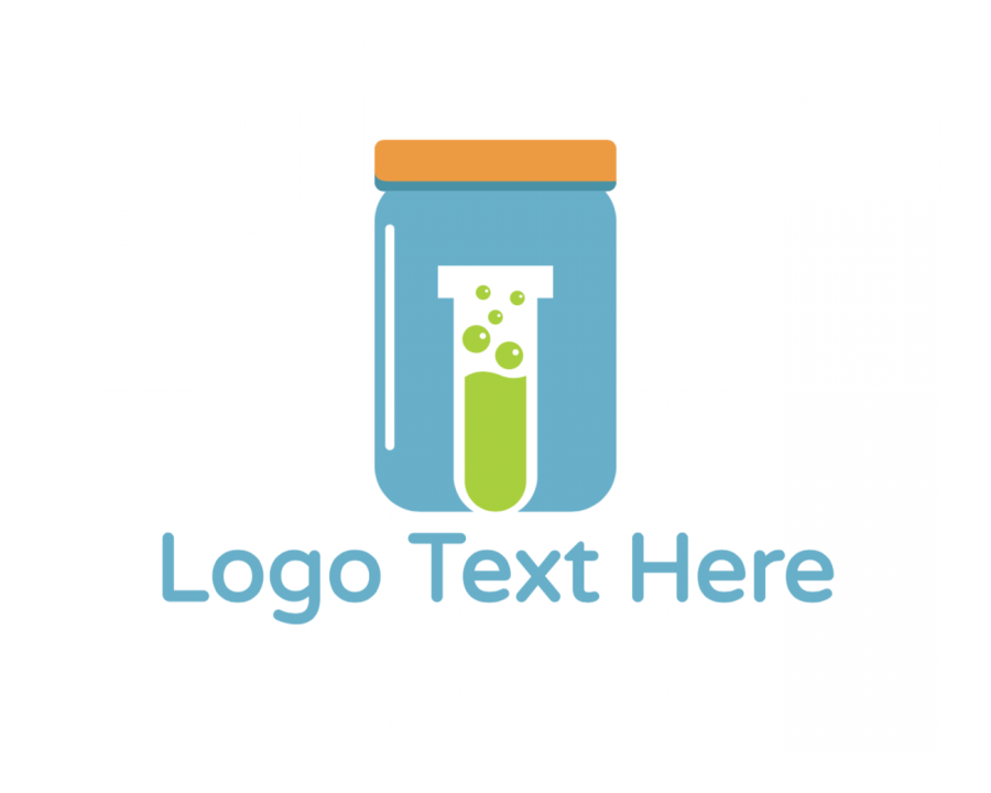 Bio Tech Online Logo Creator with Pharmaceutical and Blue elements