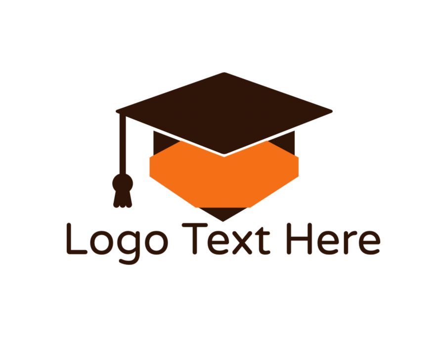 Graduate Online Logo Maker with Graduation and Education elements
