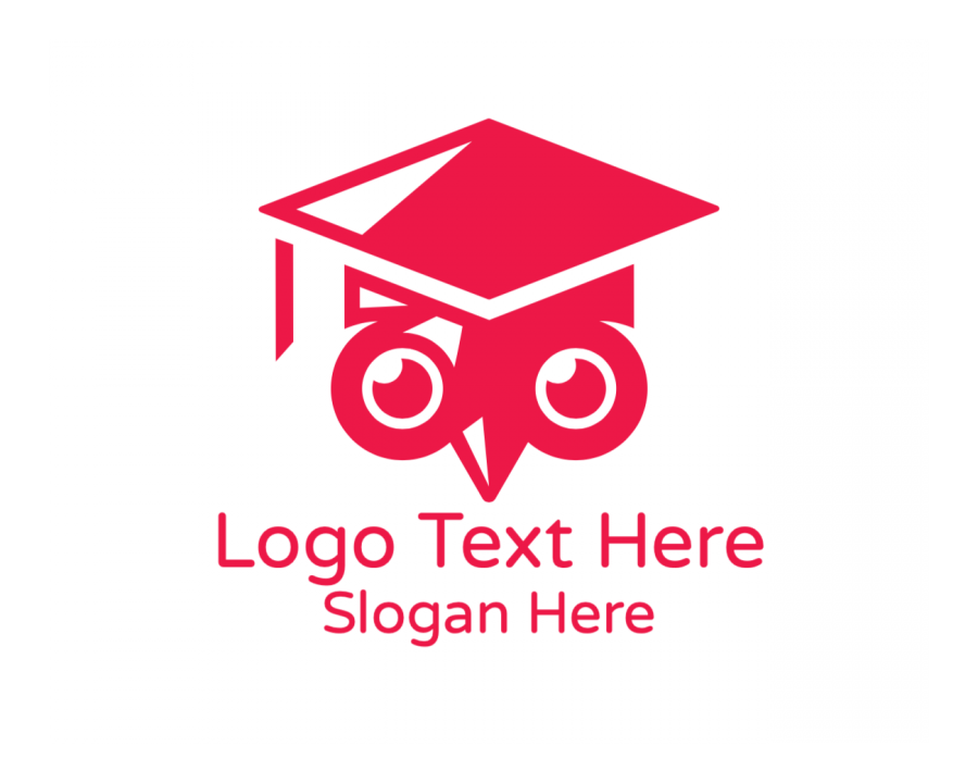 Learning Online logotype maker with Cute and Modern elements
