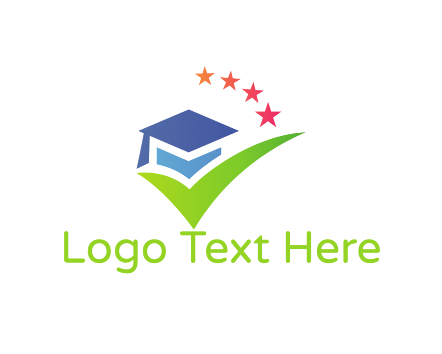 Educate Free logo creator with University and Education elements