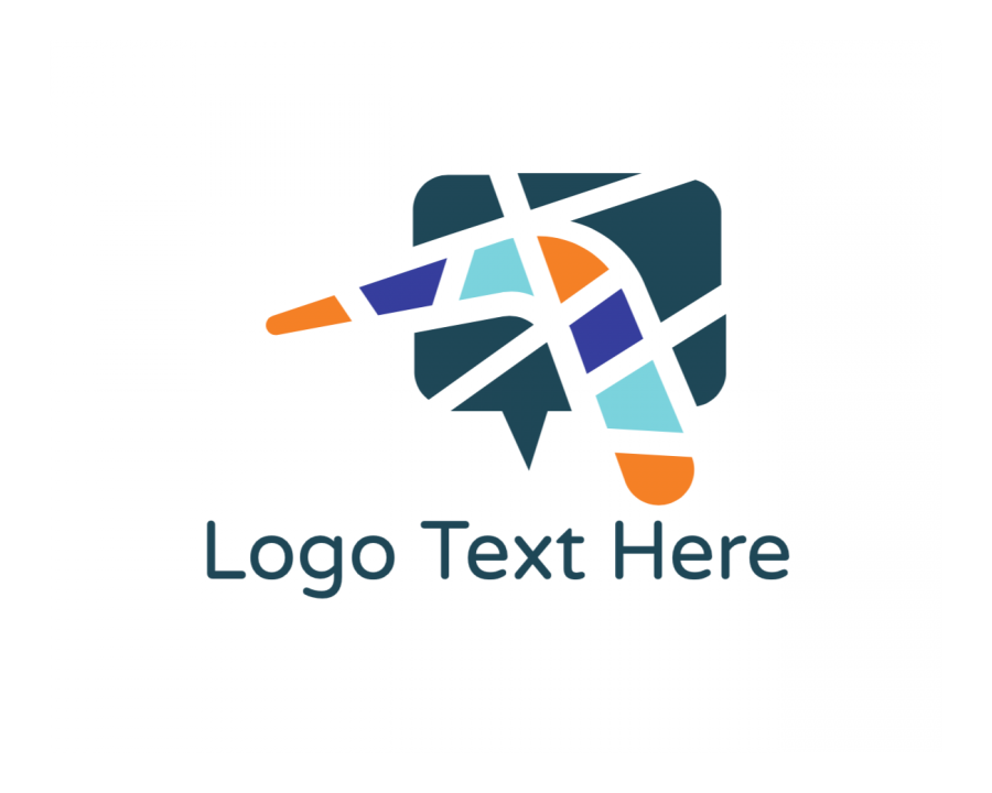 Education Online logo generator with Colorful and Technology elements
