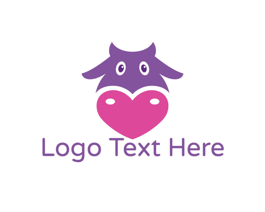 Character Online logotype maker with Mascot and Abstract elements