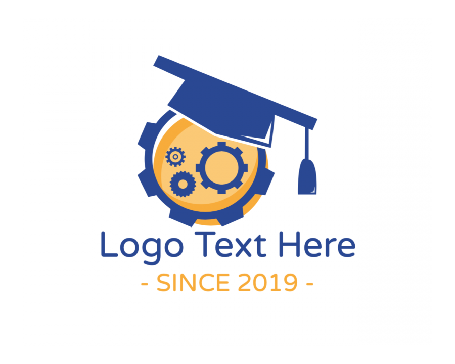 Cog Logotype creator with Gear and Software elements