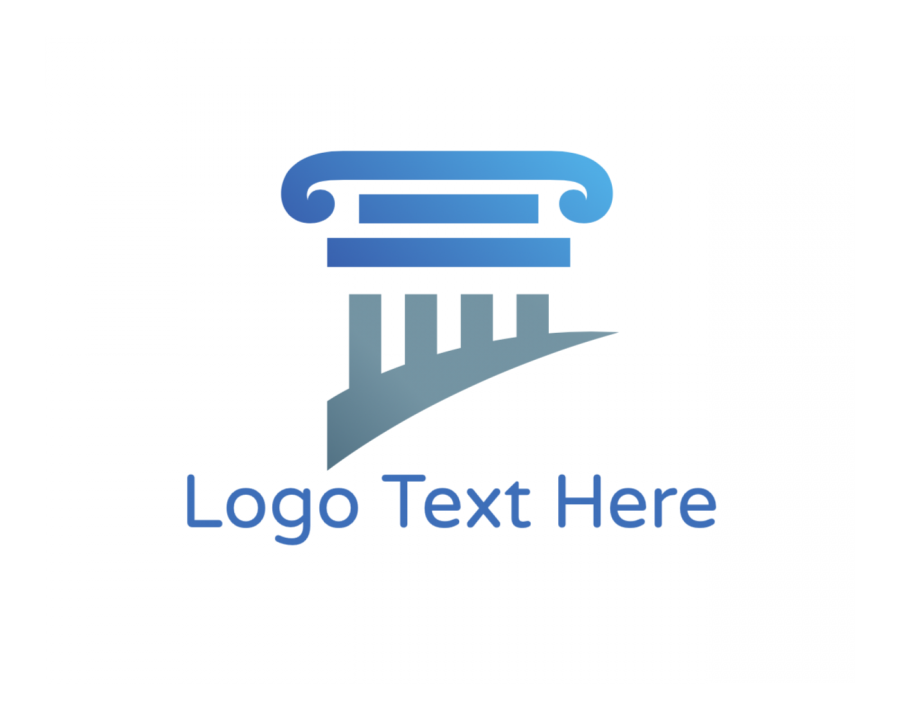 Architecture Online Logo Generator with Construction and Finance elements