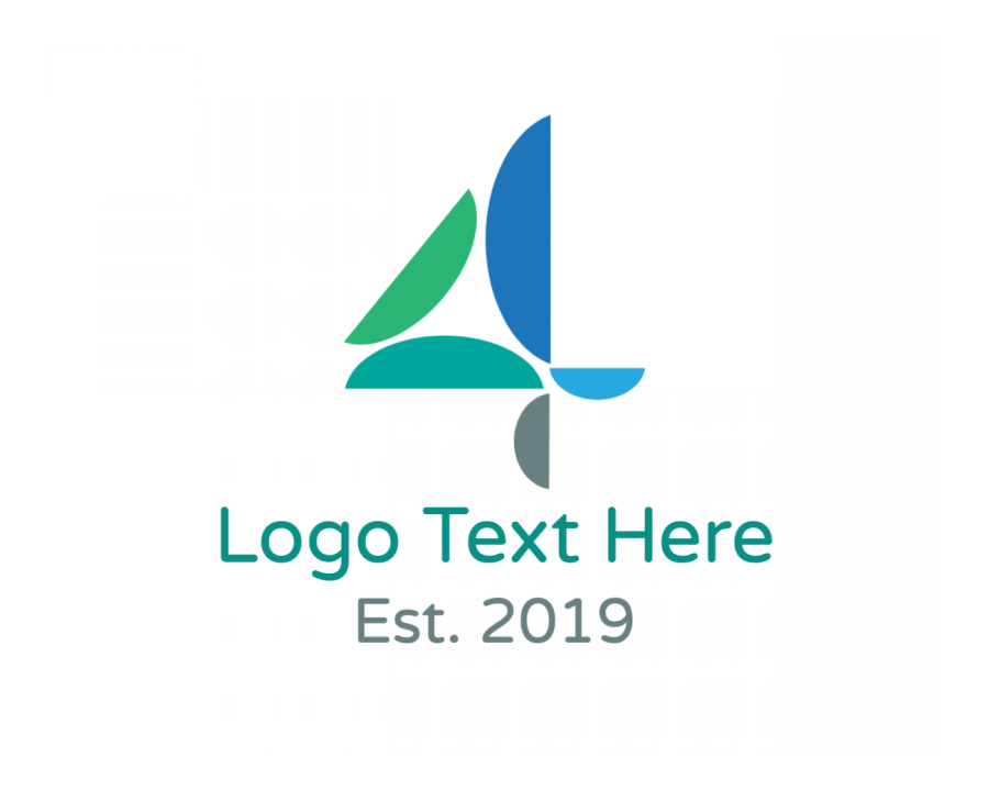 Apparel Logo Creator with Colorful and Fashion elements