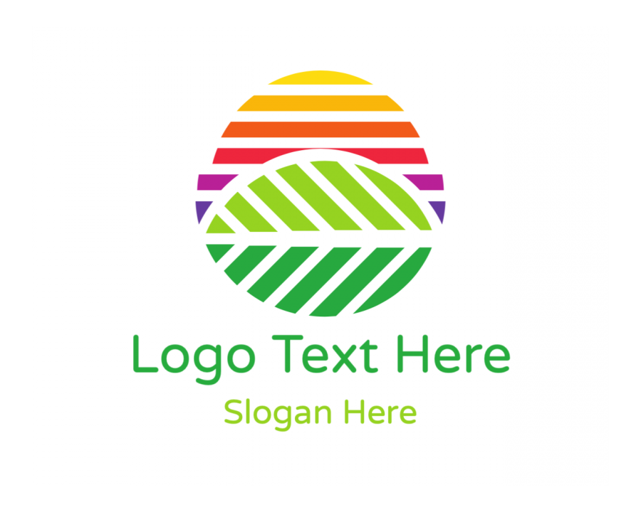 Nature Logo Designer with Leaves and Fashion elements