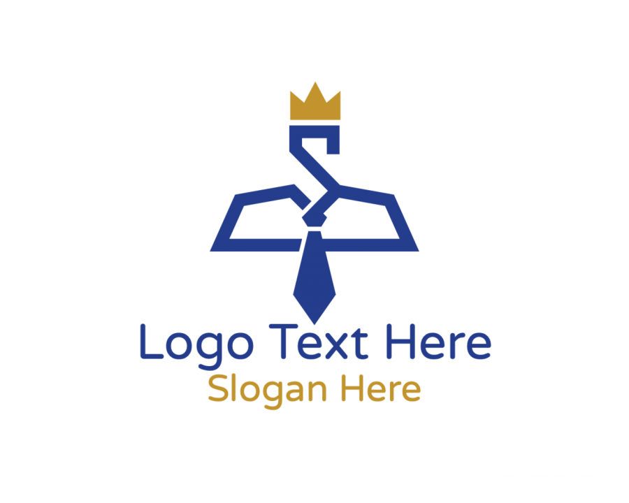 Royal Logo symbol with Expensive and Fashion elements