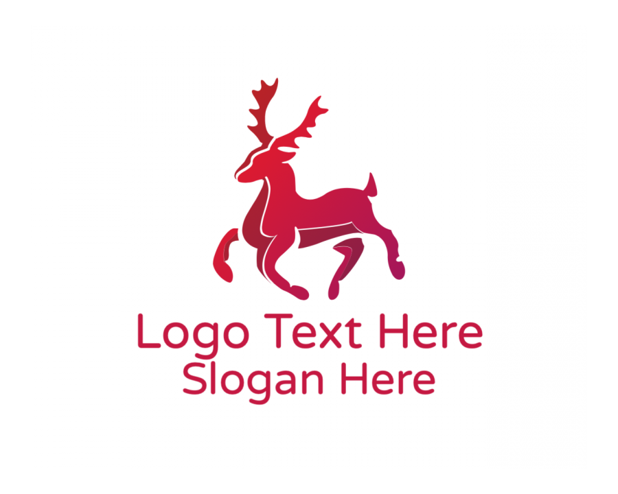Horns Online Logo Creator with Wild and Fashion elements