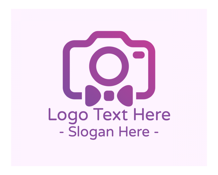 Fashionwear Online Logo Maker with Photographer and Fashion elements