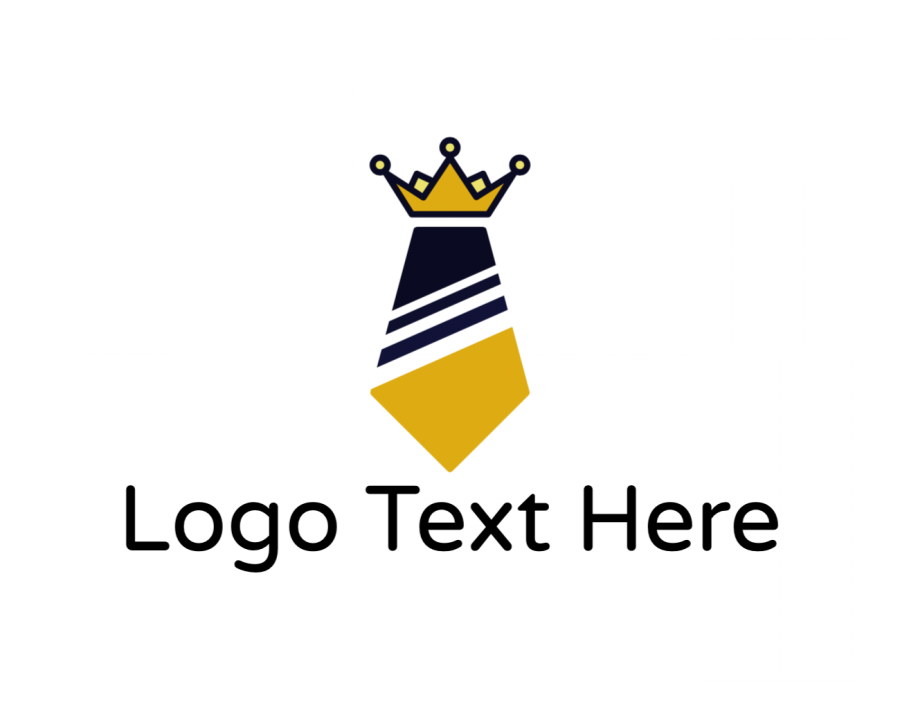 Regal Free logo creator with King and Fashion elements