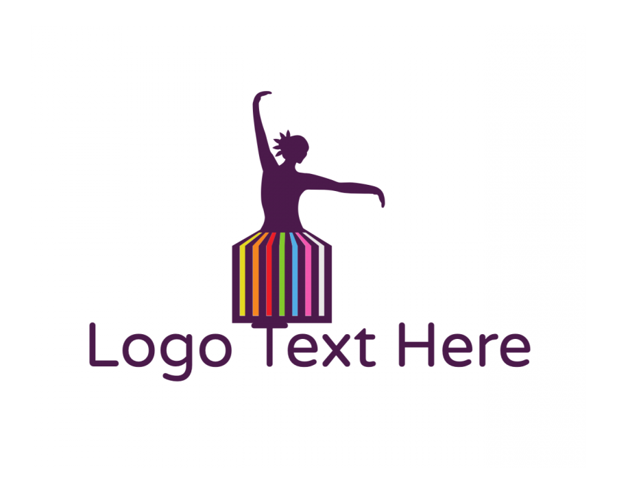 Female Free logo creator with Style and Fashion elements
