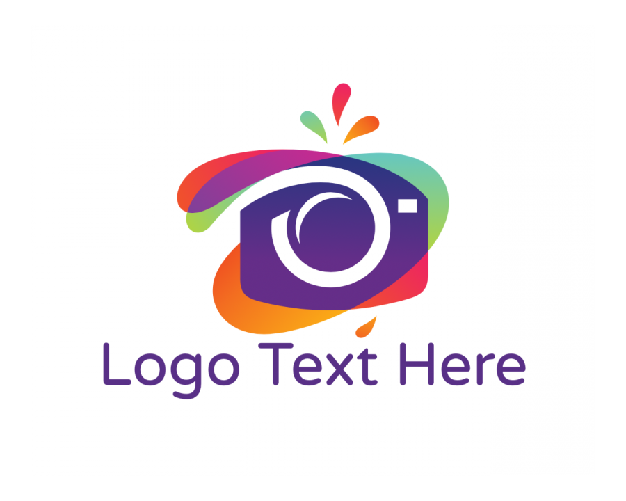 Lens Logo Creator with Photography and Fashion elements