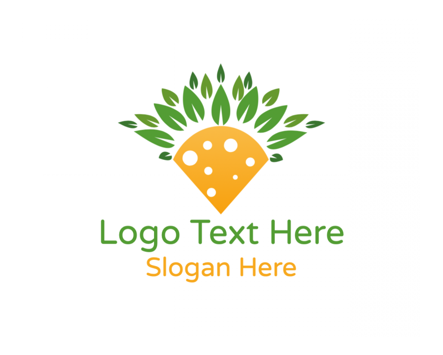 Cheese Logo Generator with Dairy and Farm elements