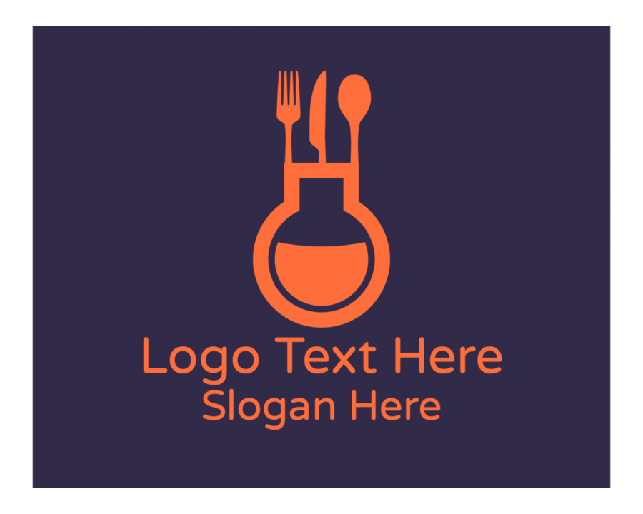 Kitchen Logo Template free with Lab and Restaurant elements