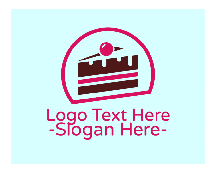 Chef Logo Generator with Party and Pink elements