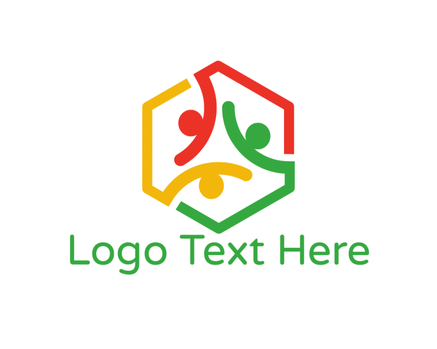 Geometric Logo template with Organization and Modern elements