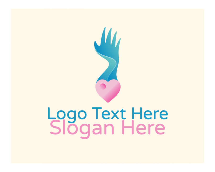Foundation Logo Maker with Community and Organization elements