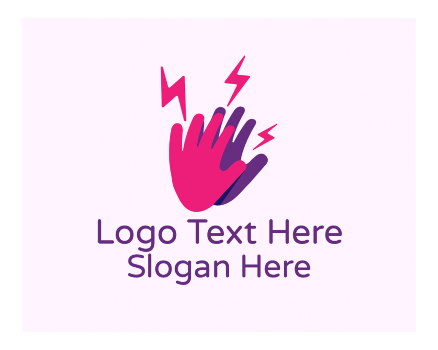 Artistic Logo design with Education and Energy elements