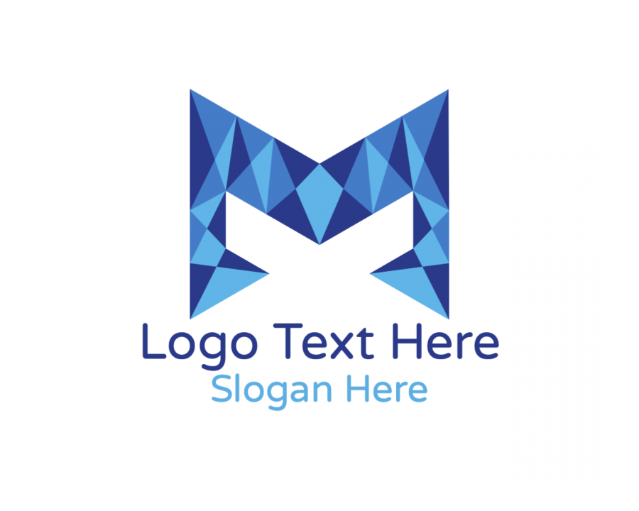 Initial Online logo template with Jeweler and Lettermark elements