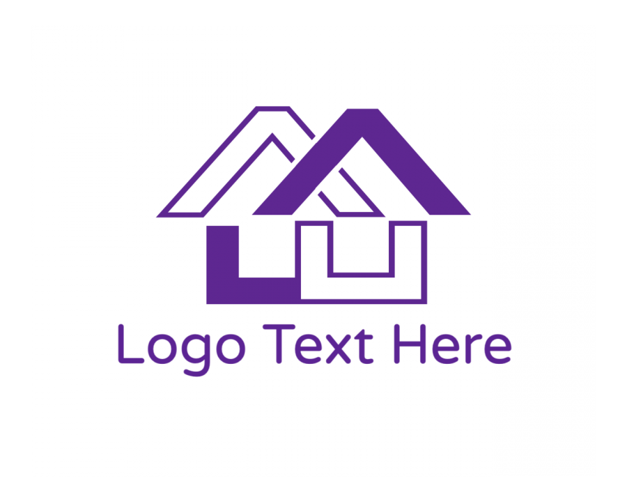 Broker Logo Template free with Programmer and House elements