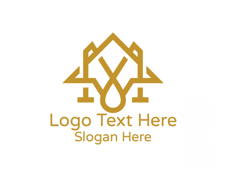 Architecture Logo Maker with Initial and Lettermark elements