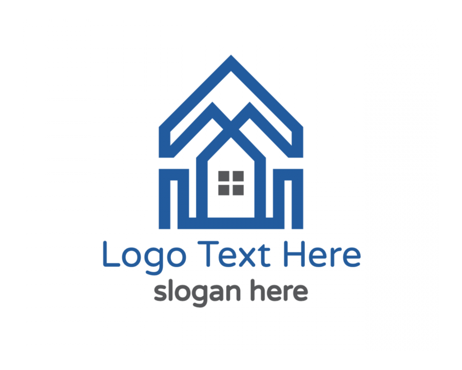 Property Free logo design with Real Estate and Modern elements