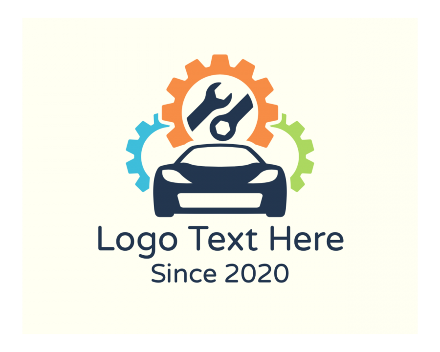 Automobile Free logo creator with Auto and Automotive elements