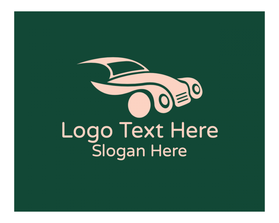 Auto Online Logo Generator with Car and Generic elements