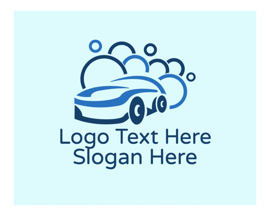 Cleaning Logo generator online with Small Business and Business elements