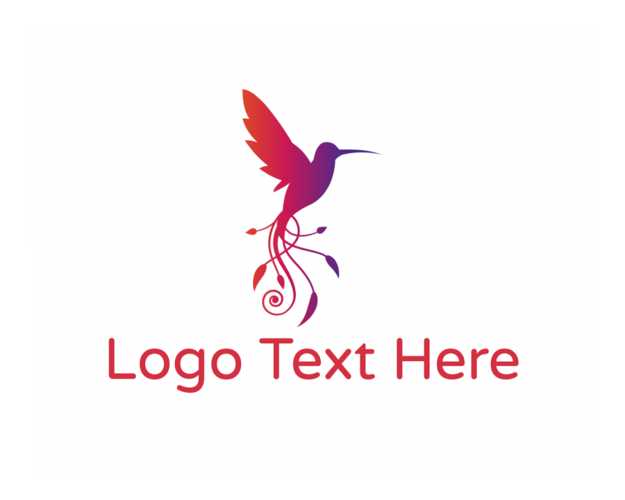 Leaf Online Logo Generator with Cosmetics and Purple elements