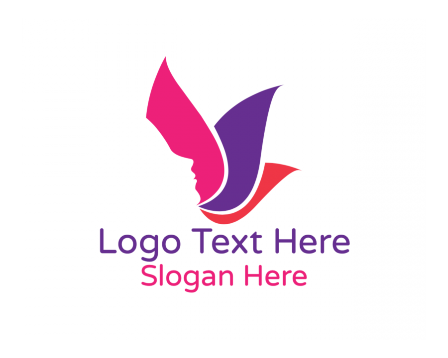 Plant Online Logo Creator with Negative Space and Modern elements