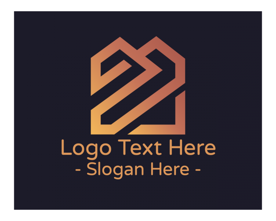 Digital Logo Maker with Abstract and Tech elements
