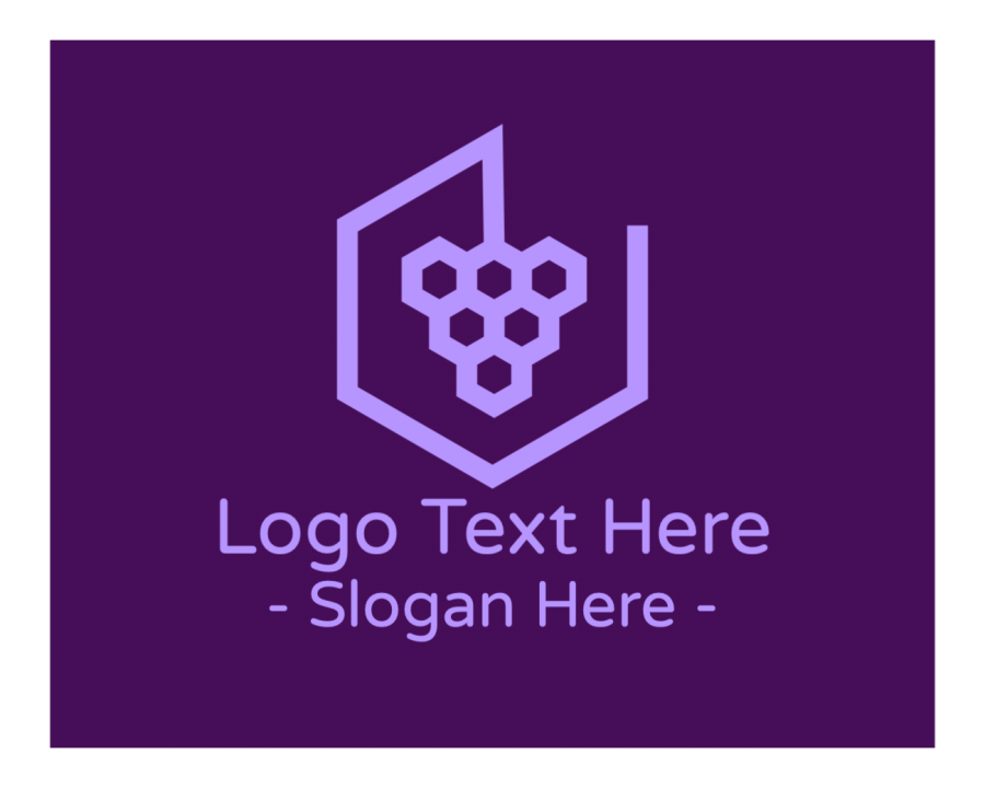 Generic Logo template with Abstract and Tech elements