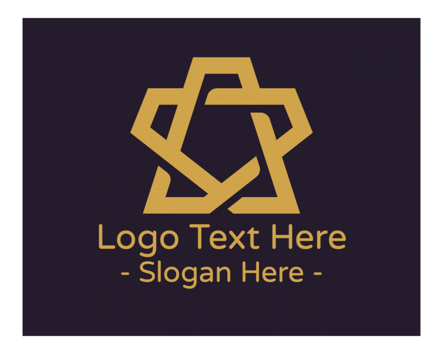 Digital Online Logo Creator with Generic and Tech elements