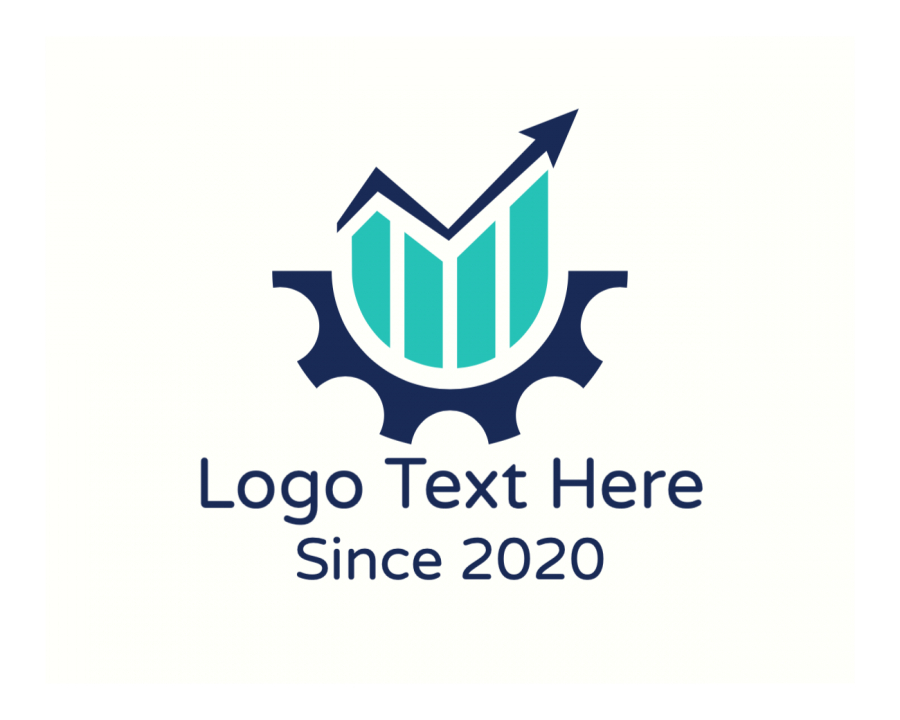 Investment Online Logo Generator with Engineering and Business elements