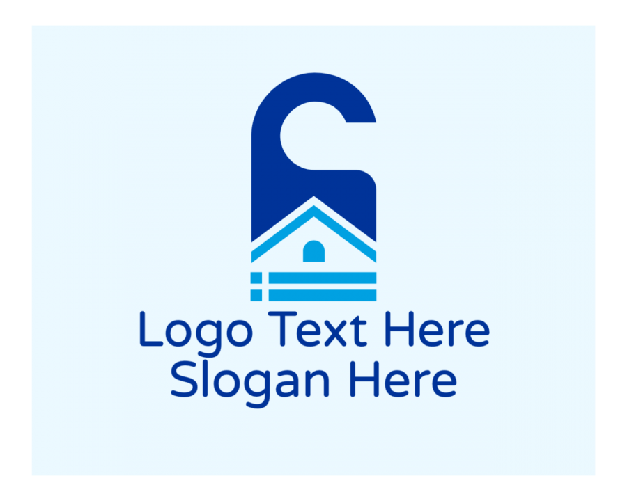 Realty Logo Generator with Property and Blue elements