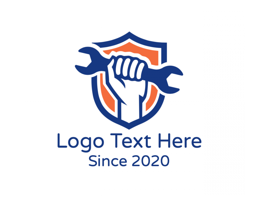 Mechanic Online Logo Creator with Mechanical and Automotive elements