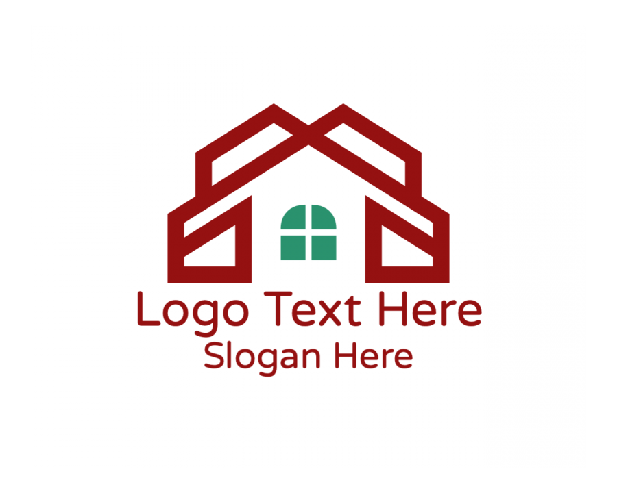 Realty Logo symbol with Property and House elements