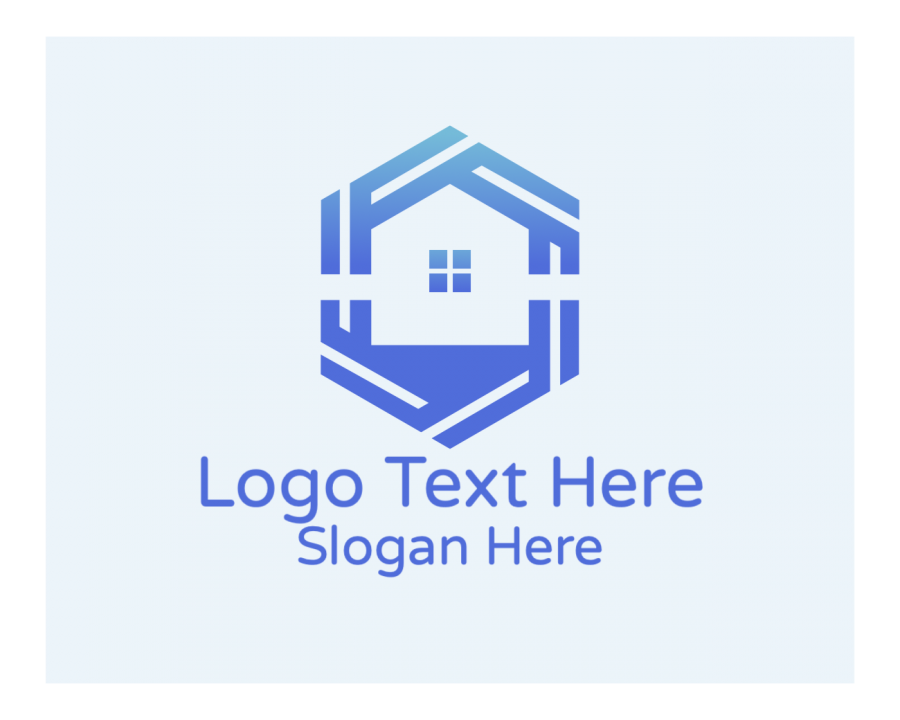 Contractor Logo Symbol with Construction and Modern elements
