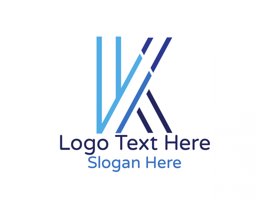 Architecture Online logo template with Initial and Lettermark elements