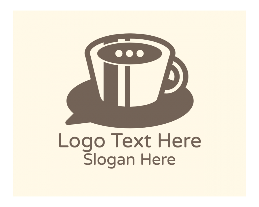 Message Online Logo Maker with Messaging and Icon elements