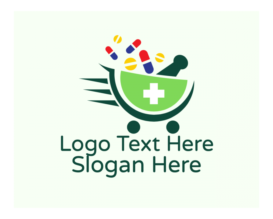 Traditional Logo Creator with Capsule and Modern elements