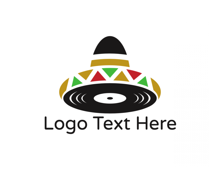 Vinyl Logo generator online with Band and Music elements