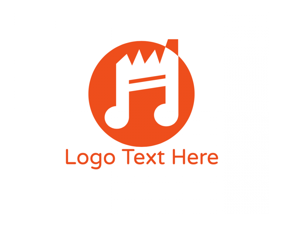 Band Logotype creator with Soundcloud and Music elements